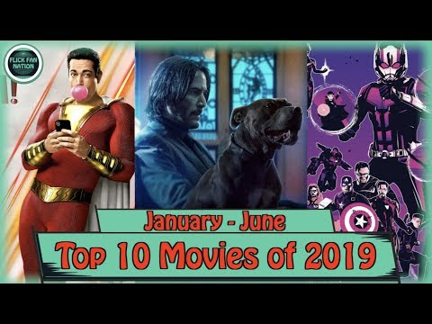 Top 10 Movies of 2019 (so far)