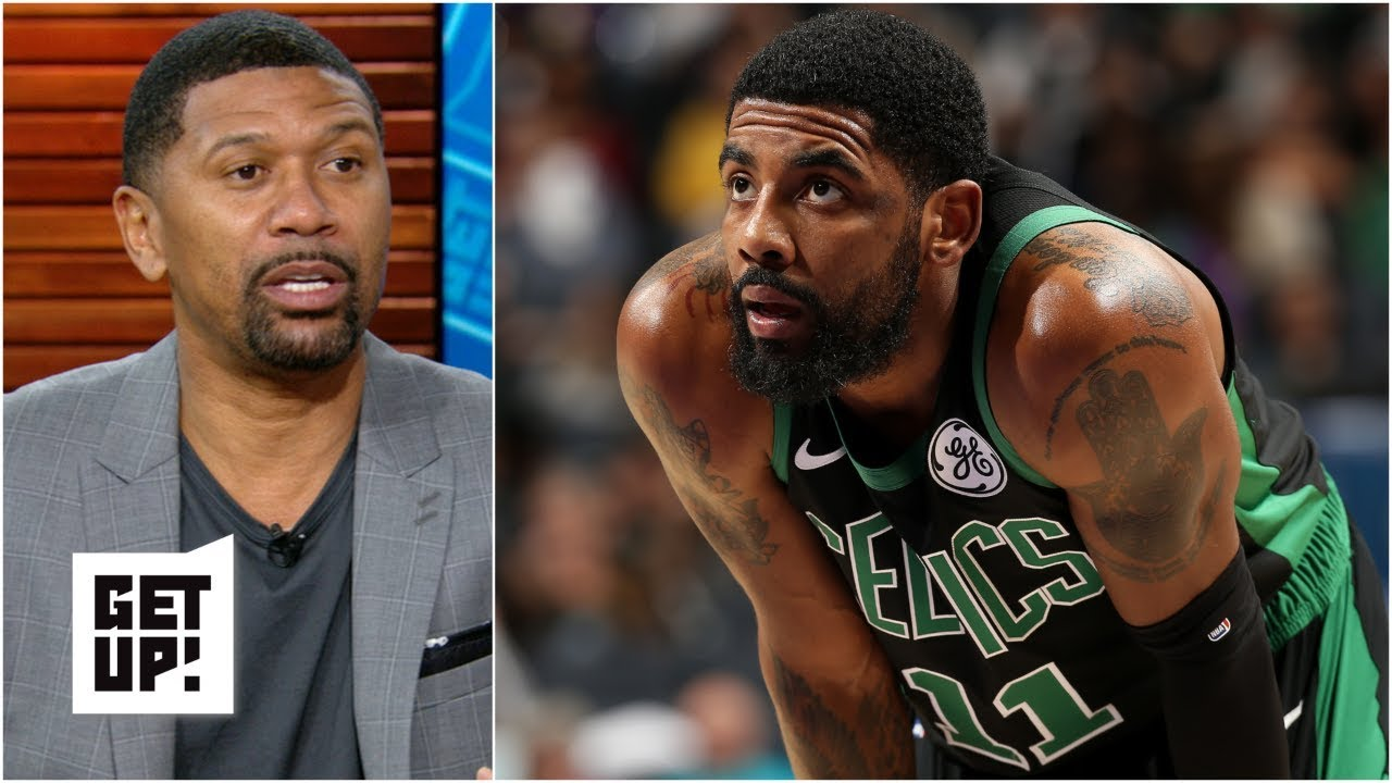 Kyrie Irving will leave the Celtics after this season – Jalen Rose | Get Up!