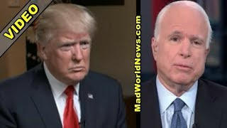 RINO John McCain Cooks Up New DACA Bill With NO WALL Funding, Trump KILLS it With 3 Words