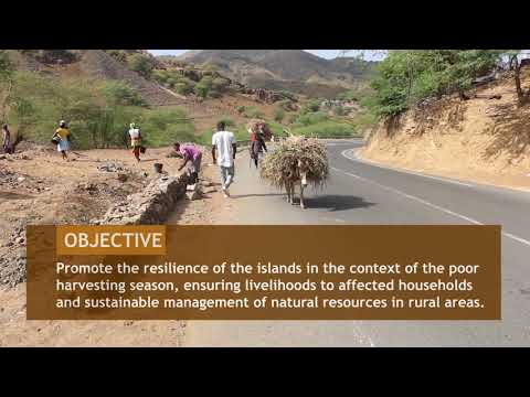 Drought Mitigation in Cabo Verde