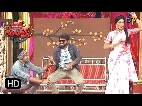 Hyper Aadi Raijing Raju Performance | Jabardasth |  1st March 2018  | ETV  Telugu