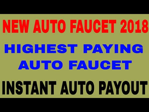 New Auto Work Faucet 2018 | Get Paid Every 2 Minutes Automatic Hindi