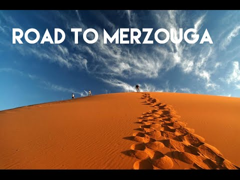 Road to Merzouga - Morocco [INPT]
