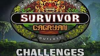 Survivor: Cagayan - Challenge Preview: Supertramp