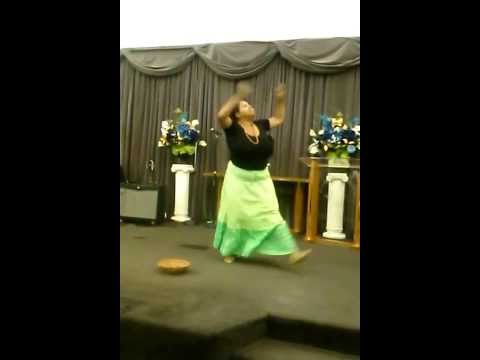 Allen Temple Praise Dance Ministry- Be Like Him