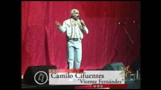 CAMILO CIFUENTES 'Vicente Fernandez' PREMIOS MI GENTE 2010 (PARTE 18 DE 19)
