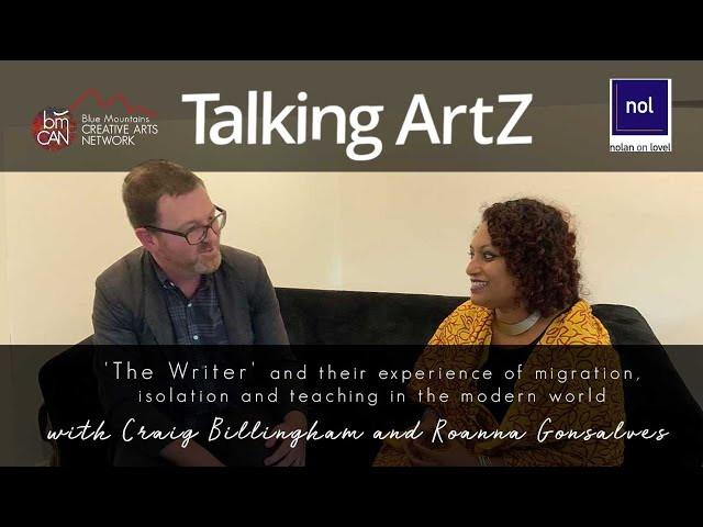 Talking ArtZ Episode 16 | March 07 2020 | Craig Billingham and Roanna Gonsalves