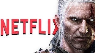 Why CDPR is Not Involved in WITCHER NETFLIX TV Series? (Reading Your Comments)