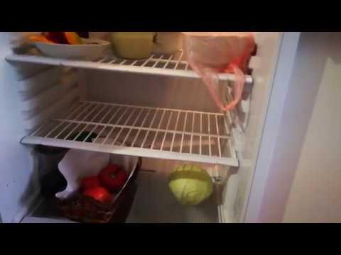 Вода в холодильнике, конденсат, как убрать и починить