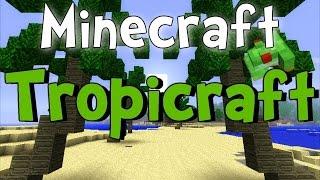 Como baixar e instalar mods no Minecraft: Tropicraft - 1.7.10