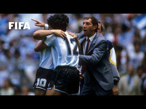 Bilardo talks true or false for Mexico 1986