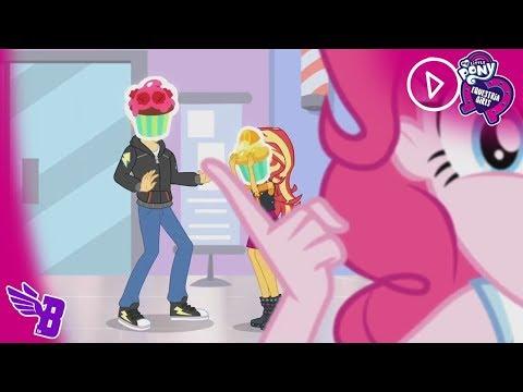 Equestria Girls Season 2 Bloopers [HD]