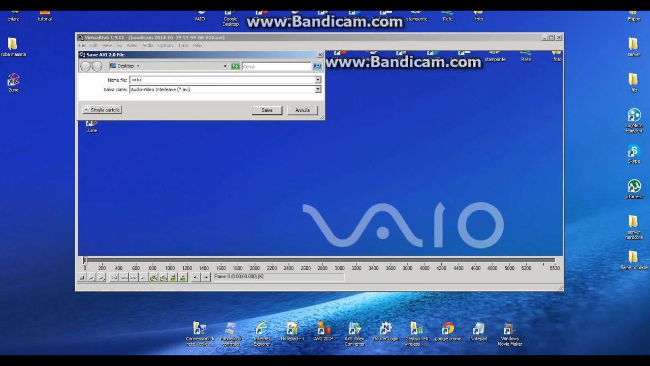 virtualdub ita