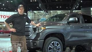 2018 Toyota Tundra TRD Sport Review: First Impressions