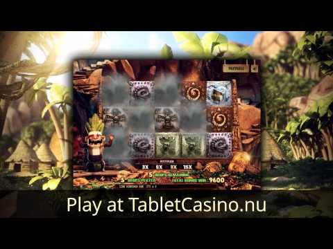 Oonga Boonga Slot - Free Online Casino Games On Tablet