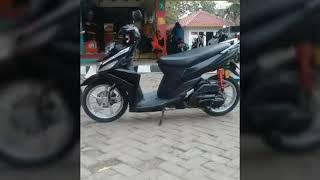Modifikasi motor mio m3 indonesia