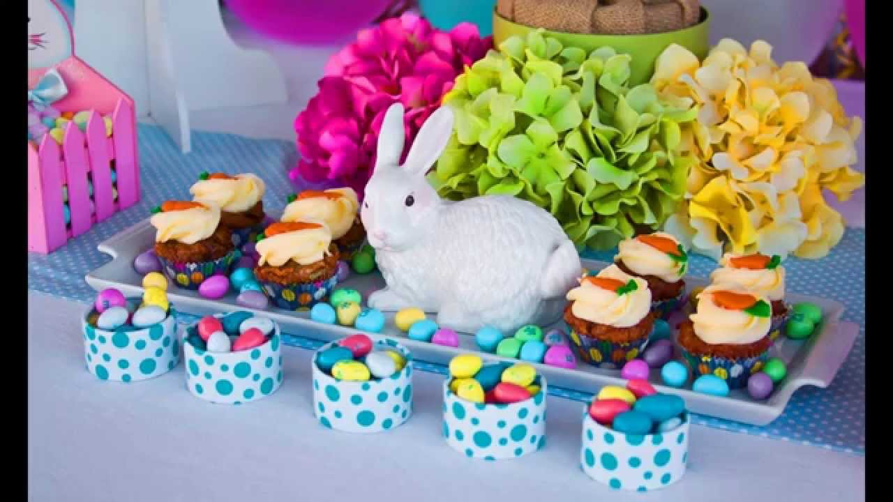 Easter Party Decorations At Home Ideas