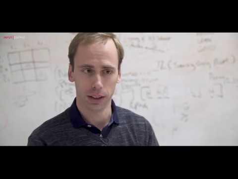 IOHK | Dr. Peter Gaži, presenting Ouroboros at MIT.