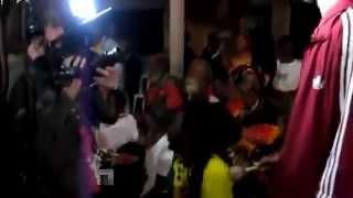 SNOOP DOGGY DOGG   The RASTAFARI In Jamaica@ The Scotts Pass Nyahbinghi Centre 2012   YouTube