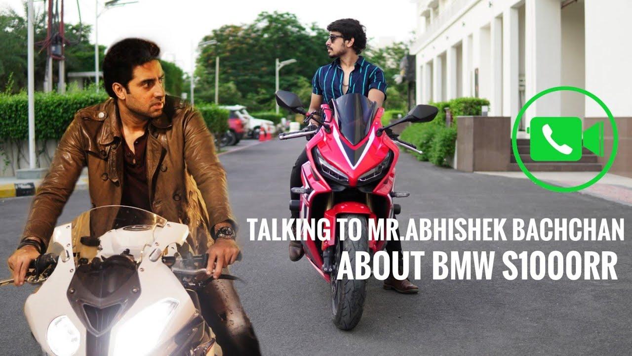 Talk with MR. ABHISHEK BACHCHAN | Biggest Day of my Life!!