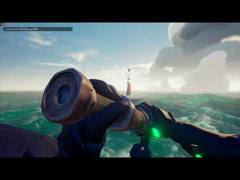 sea of thieves hackers or devs? new figurehead. first time I