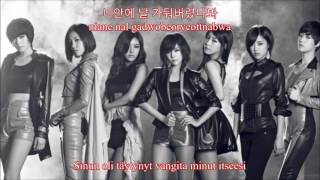 T-ARA - Cry cry [FIN+ROM+HAN] MP3
