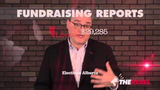Ezra Levant of TheRebel.media reports that the first quarterly fund...