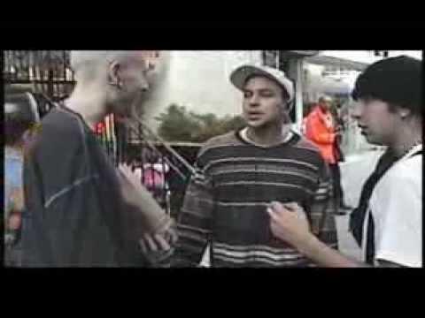 New York City Subculture '96 Scene 9