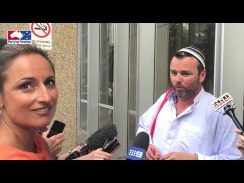 Racial vilification case in the Federal Court, Sydney