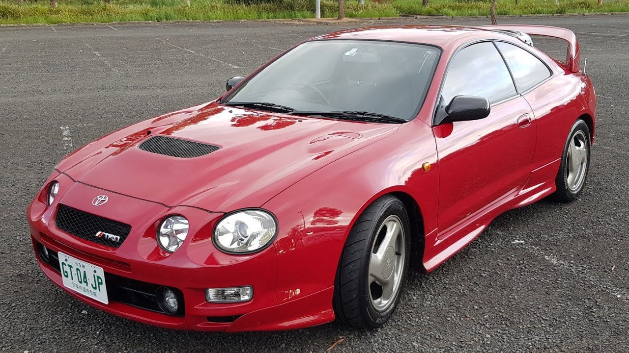 2015 Toyota Supra >> 1995 Toyota Celica GT4 ST205 Car Review and Tour. DON'T BUY SAFEBRAKE - YouTube