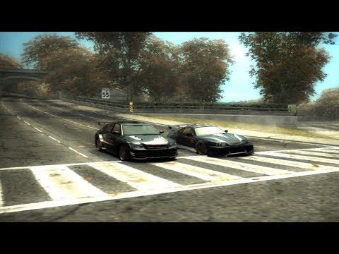 Need for Speed Most Wanted - Style 1: Blacklist Improved