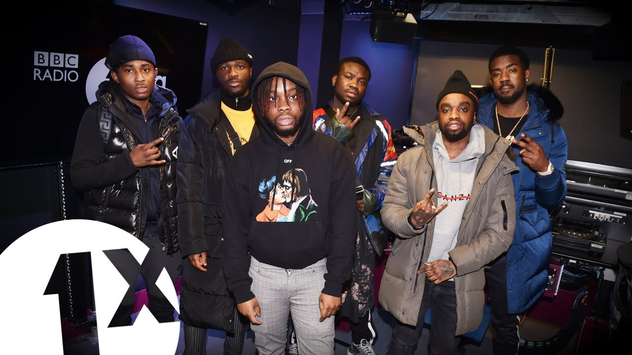 NSG & The Compozers - Skin Tight in the 1Xtra Live Lounge