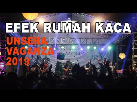 Efek Rumah Kaca Live At Unsera Vaganza 2019 Serang