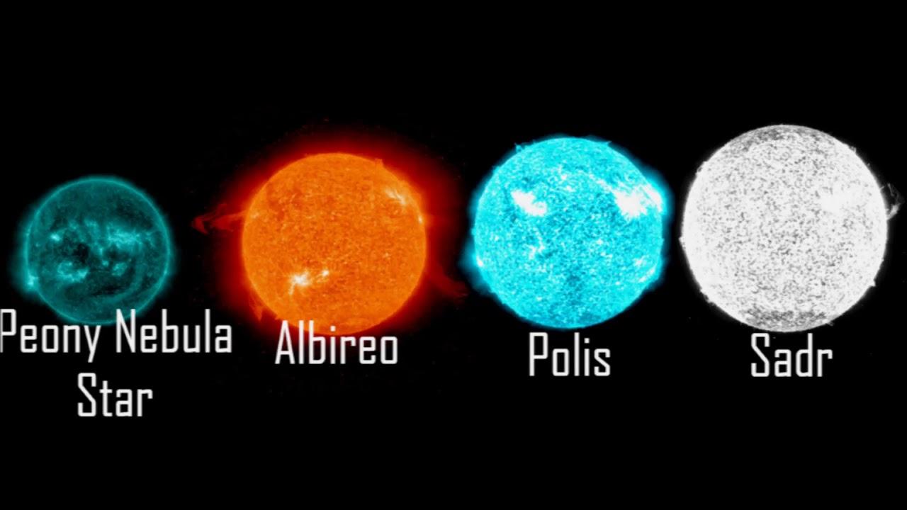 star Peony nebula