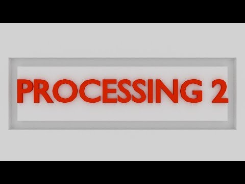 Processing Game Tutorial 2