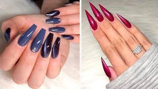 Download AWESOME NAIL DESIGNS FOR LONG NAILS Mp3 and Videos