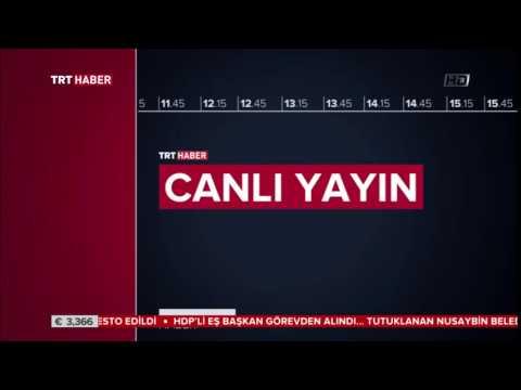 TRT Haber - Canlı Yayına Geçiş Jeneriği Full HD (2015)