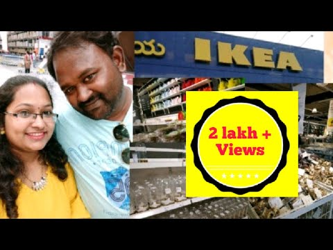 IKEA Home Furnishings store Hyderabad // 2nd day of launch /