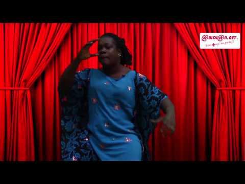 Abidjan net Comedie Some Claude   Enfant de SICOGI