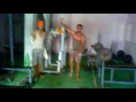 Mitra ne laini Ajj mull di ladayi - Rokhe Health club