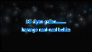 The Love Mashup - Arijit Singh & Atif Aslam - Karaoke with Female Vocals