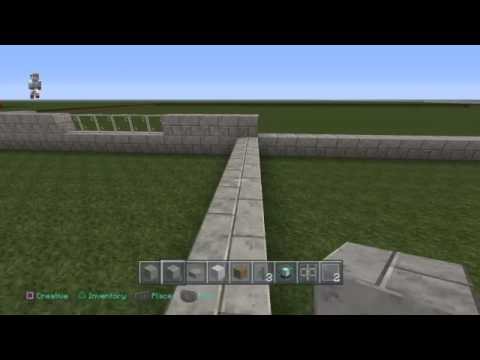 Building Project Zomboid in Minecraft - Open court mini mall/adult education building