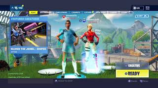 Fortnite custum with nnc code