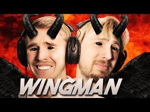 VI FÖRLORAR!? - wingman