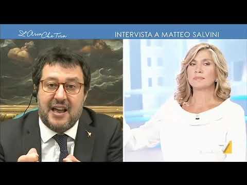Multe a baristi e ristoratori, Matteo Salvini: 'Un barista a Torino ha portato il caffè ai ...