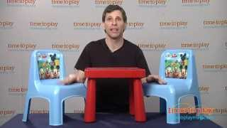 Mickey Mouse Clubhouse Cafe Table Set From Kids Only