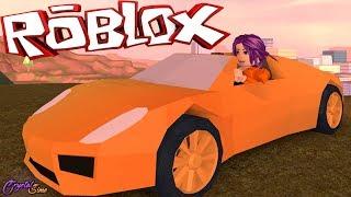 I BUY A DESCAPOTABLE CAR ? JAILBREAK ROBLOX ? CRYSTALSIMS