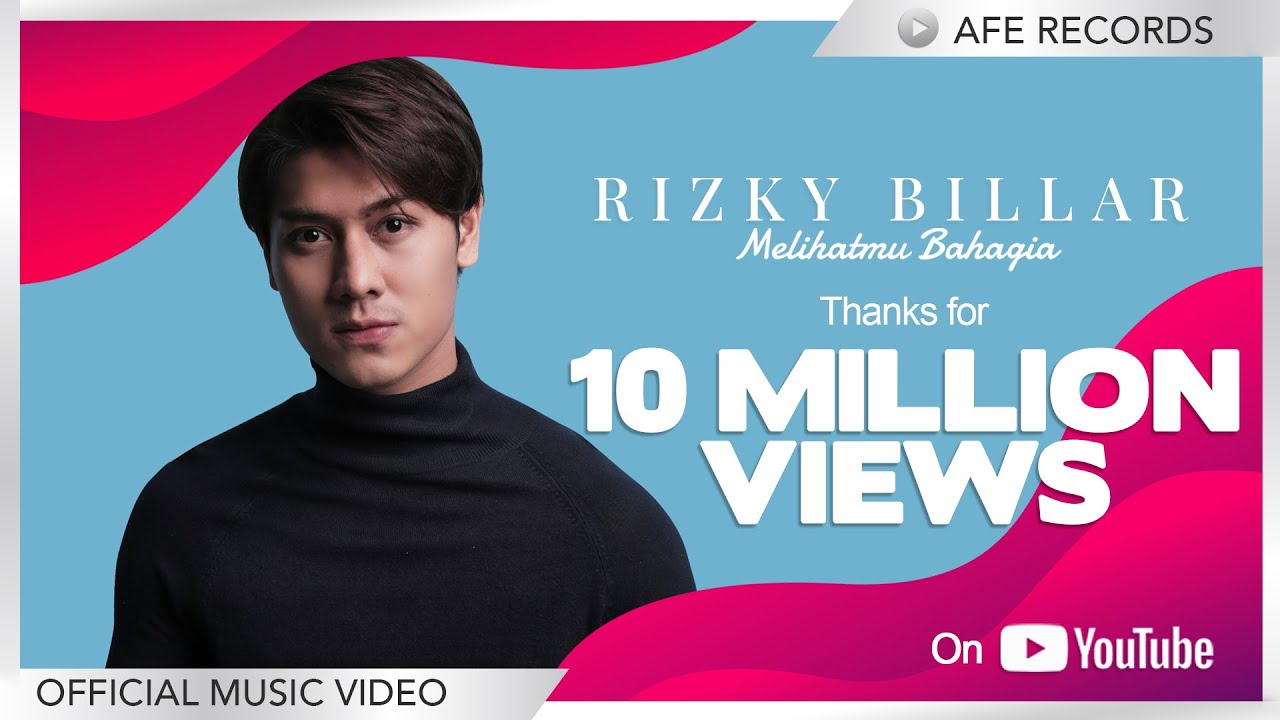Rizky Billar - Melihatmu Bahagia (Official Music Video)