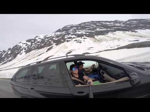 stryn summer ski  2015 29.05.