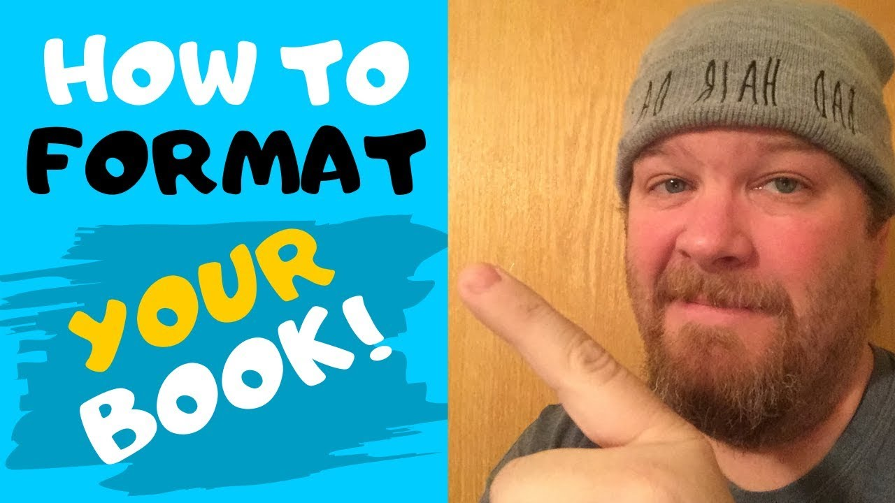 How to Format a Paperback | Book Formatting for Kindle